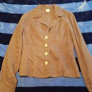 Merona lien jacket